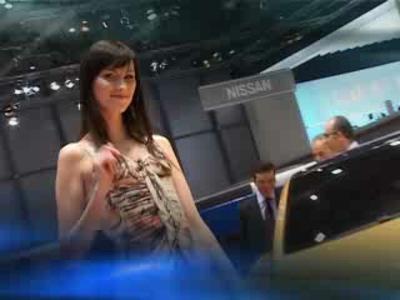 Les miss du salon de Genève 2007