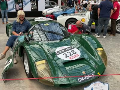 Tour Auto 2020 : visite guidée des autos exceptionnelles au Grand Palais