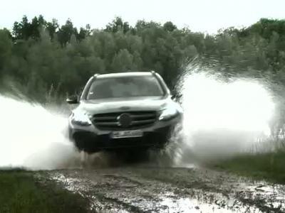 L'ultime vidéo : J-1 avant la présentation du Mercedes GLC