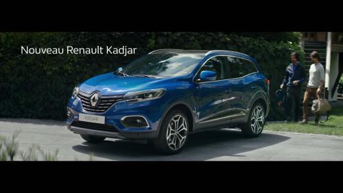 Renault Kadjar 2019 : le restylage du SUV en vidéo