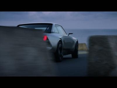 Peugeot e-Legend Concept : la vidéo officielle du concept de Peugeot 504