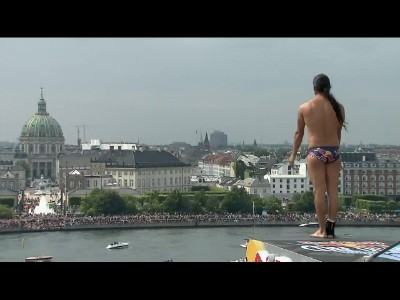 Red Bull Cliff Diving de Copenhague