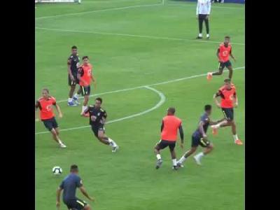 Le superbe but de Gabriel Jesus grâce à une passe millimétrée de Neymar
