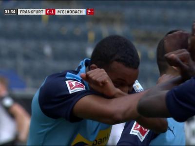 Bundesliga - M'Gladbach : Plea marque au bout de 37 secondes !