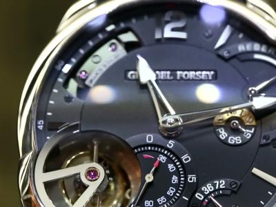 Greubel-Forsey au SIHH 2017