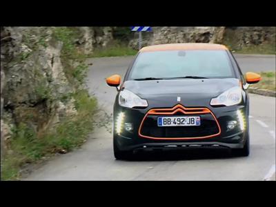 Essai Citroën DS3 Racing