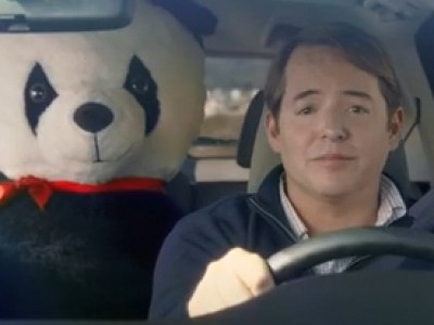 Super Bowl 2012 : Matthew Broderick accro au Honda CR-V