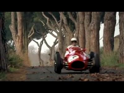 Shell rend hommage à Ferrari