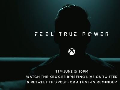 Xbox One Scorpio : Feel True Power - teaser 3