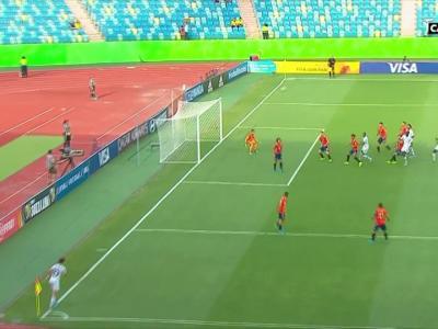 Coupe du Monde FIFA U-17 : Kouassi égalise pour la France !