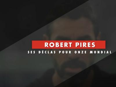 Robert Pires à Onze Mondial : ''Arsenal est de retour''