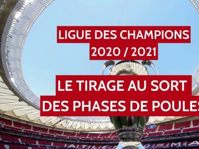 PSG, OM, Stade Rennais : découvrez le tirage au sort de la Ligue des Champions