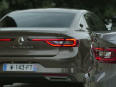 Essai Renault Talisman dCi 160 ch EDC Initiale Paris