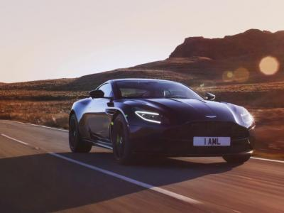 Aston Martin DB11 AMR: la crème de la crème