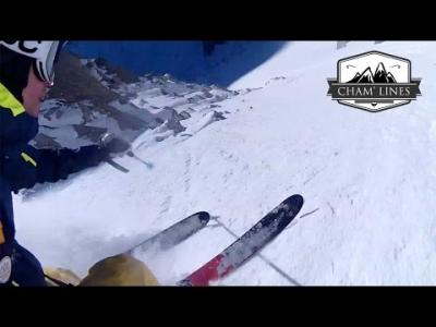 Vidéos : Cham'Lines S02 Ep01 | Couloir Sud du Chardonnet