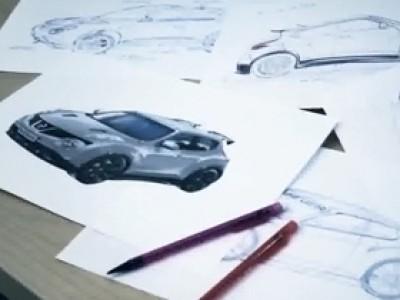 Le Nissan Juke R, étape par étape (3)