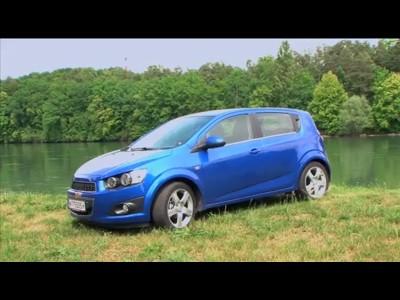 Essai Chevrolet Aveo 5p 1.4 Automatique