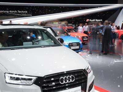 Salon de Genève 2018 : la conférence Audi en direct