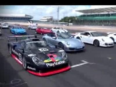Le fantastique rassemblement de Porsche 911 à Silverstone en vidéo