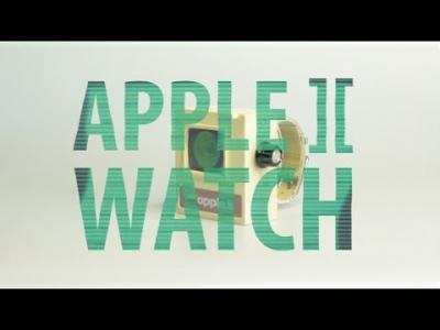 Vidéos : Apple 2 Watch
