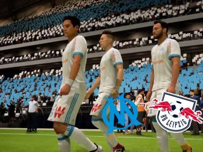 OM - Leipzig : on a simulé le match et le vainqueur est...