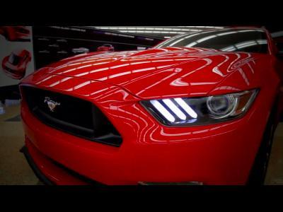 Première vidéo de la nouvelle Ford Mustang