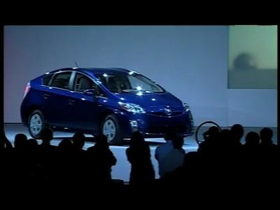 Détroit 2011 : Toyota Prius