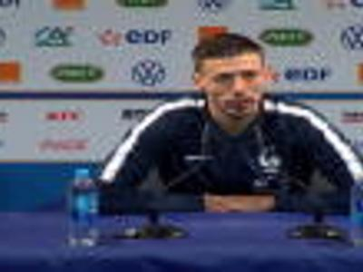 Bleus - Lenglet : ''Griezmann est heureux à Barcelone''