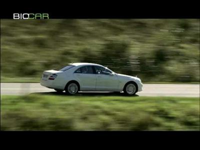 Essai Mercedes S400 Hybrid