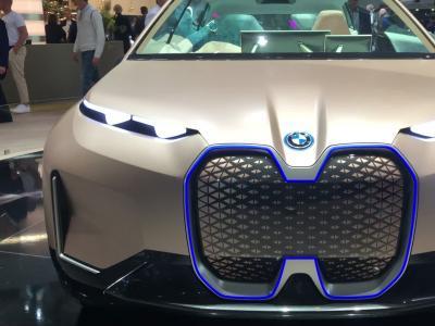 BMW Vision iNext : notre vidéo au Salon de Francfort 2019