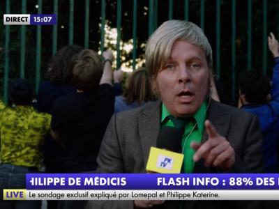 Philippe Katerine - 88% (feat. Lomepal) – Blond (avec Gérard Depardieu) – Bonhommes