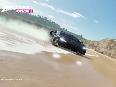 Forza Horizon 3 : l'Australie et la Lamborghini Centenario au menu