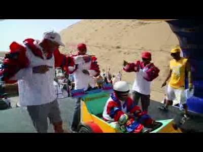 Red Bull Caisse à Savon 2013 à Oman