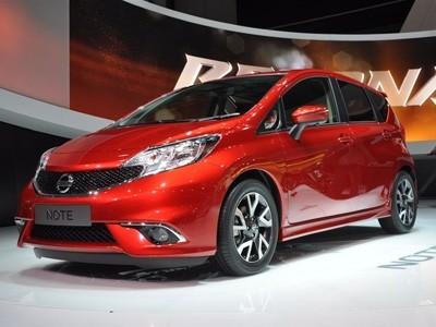 Genève 2013 : Nissan Note 2