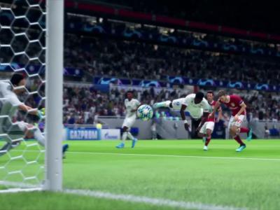 OL - Benfica : notre simulation sur FIFA 20