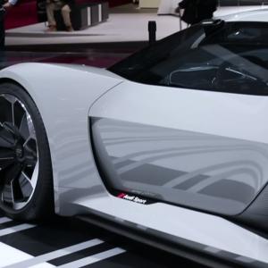 Mondial de l'Auto 2018 : l'Audi Peeble Beach Concept en vidéo