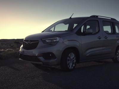 Opel Combo Life : trailer officiel du ludospace