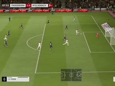SC Paderborn 07 - Borussia M'Gladbach : notre simulation FIFA 20 (Bundesliga - 33e journée)