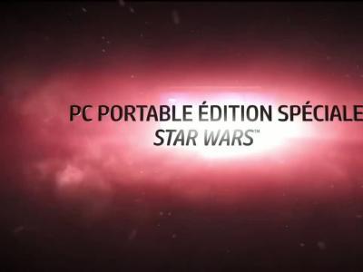 HP Star Wars : le trailer de l'édition spéciale du PC portable