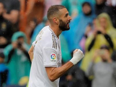 Real Madrid : le doublé de Benzema en vidéo !