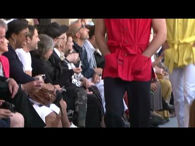 Pierre Cardin, de retour sur les podiums