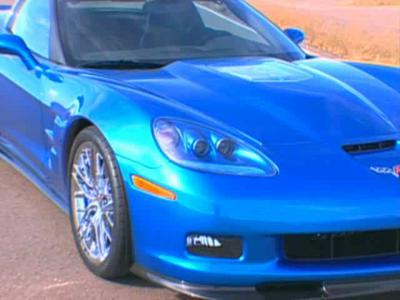 Reportage Chevrolet Corvette ZR1
