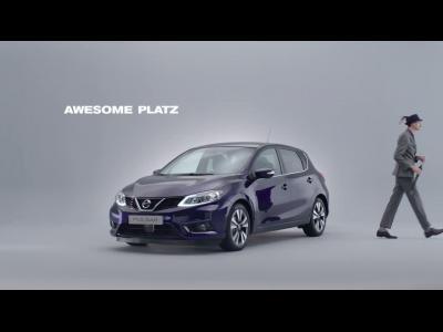 Nouvelle Nissan Pulsar : son habitabilité illustrée