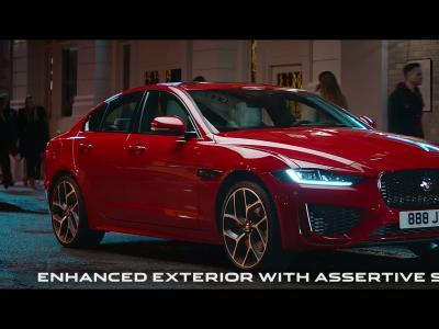 Nouvelle Jaguar XE : trailer vidéo