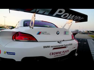 BMW Z4 GTE: Le roadster a la côte en compétition