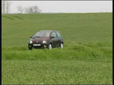 Essai Renault Twingo Quickshift