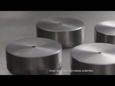 Asus ZenWatch 3 : vidéo de présentation officielle (VOST)