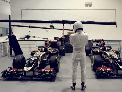 Top Gear : le Stig voleur de F1 ?