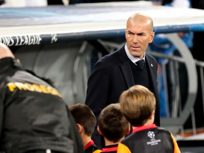 Onze Demande - Real Madrid : Zidane en danger ?
