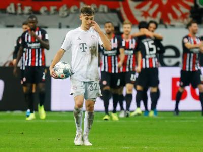 Francfort-Bayern Munich : l'humiliation des Bavarois en vidéo !